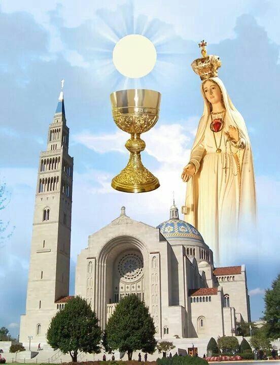 Eucaristia e Maria