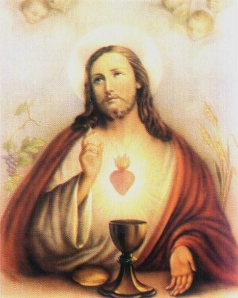 Gesù Eucaristia