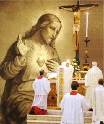 Gesù Santa Messa