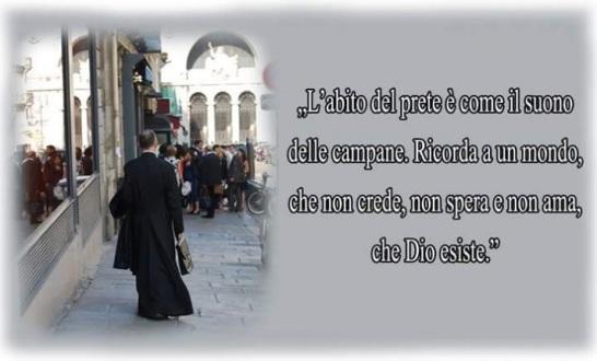 Abito del prete