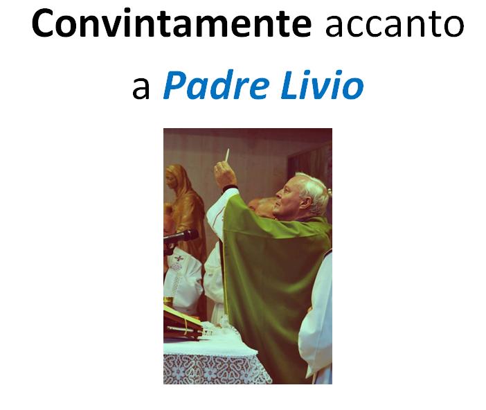 convintamente padre Livio